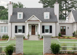 Athens Colonial revival